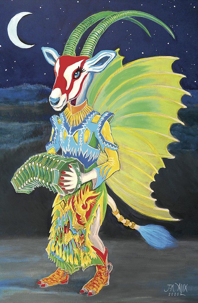 JEAN-MARIE ALIX - Oryx musicienne